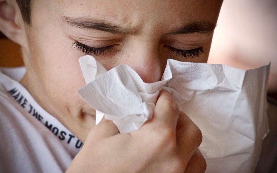 Recomendaciones para Estornudar