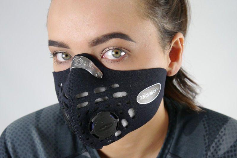 Llevar máscara no es raro, es respetuoso.