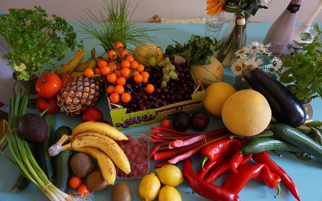 Como conservar las verduras y frutas