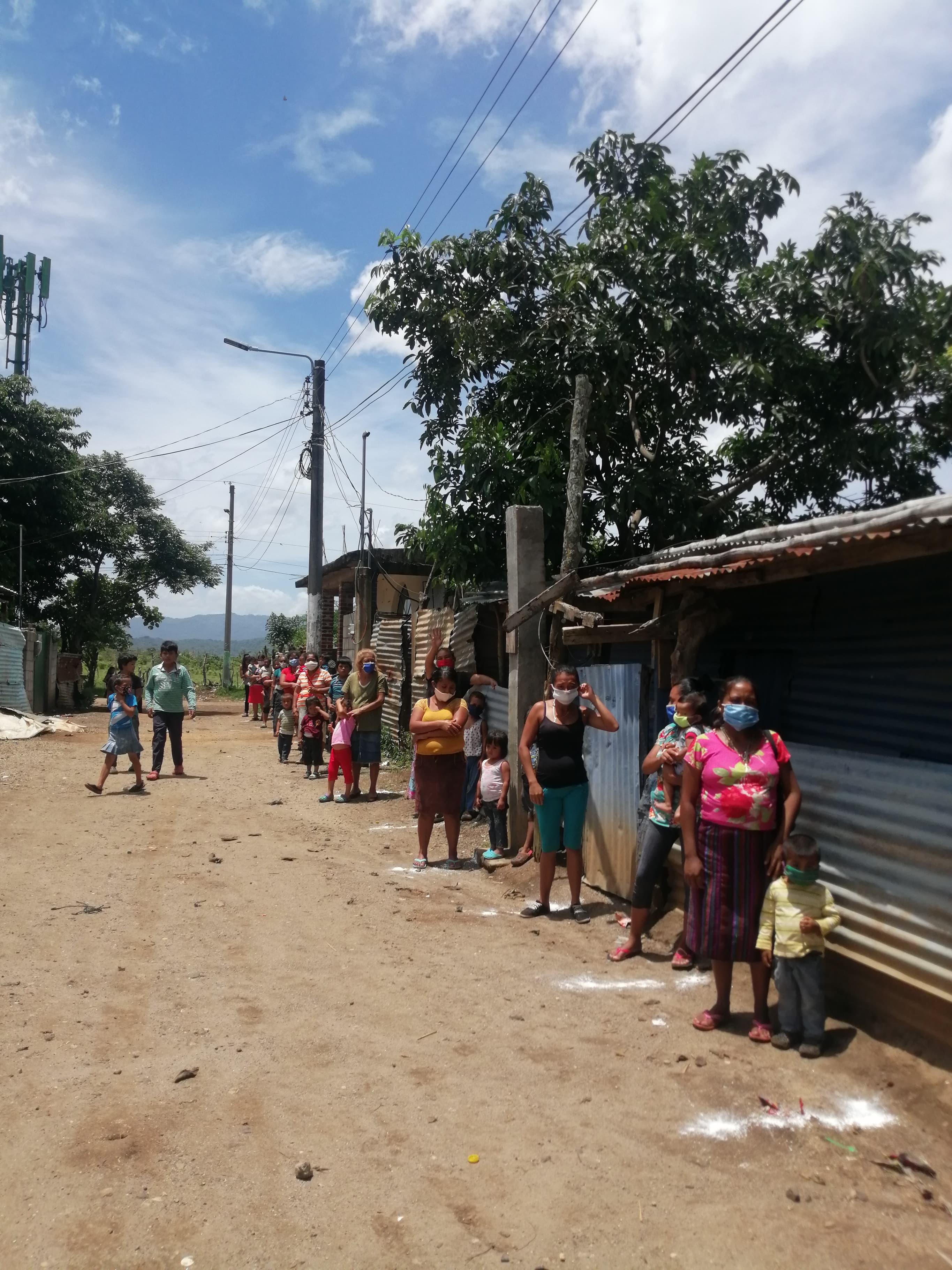 recursos de mitigación en las comunidades